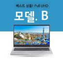 모델-B . 코어i3/4GB/SSD.256GB/UHD/윈도우10/실버