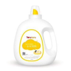토루토루 아기 액상세제 2400ml 세탁용 본품/리필 택1