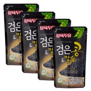 삼육 검은콩앤칼슘 190ml 40팩