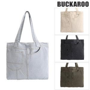 버커루  남여공용 캔버스 가먼트 다잉 숄더백 가방(B205AB630P)