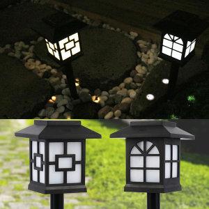 태양광 창문 사각등(mini형) 화단잔디조명/원예장식등