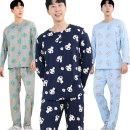 간절기 남성 잠옷 상하세트 파자마세트 수면 홈웨어