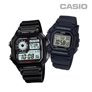 군인시계 (각인) 정품 카시오 전자시계 군대시계 2탄