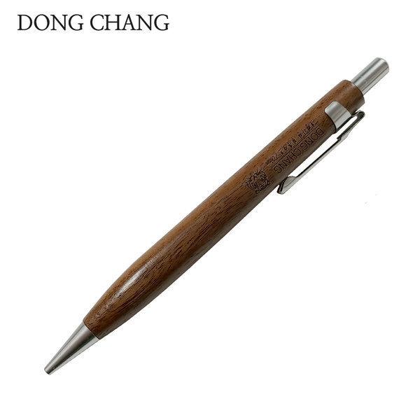 동창 2.0mm 원목샤프 HK-1 (브라운) 2mm 제도목공샤프