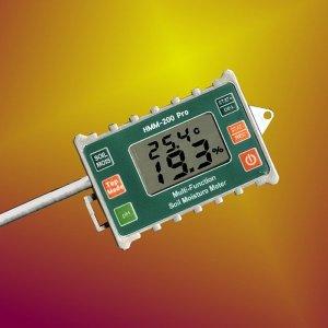 토양수분계/토양수분측정기/산도/pH/EC(HMM-200 Pro)