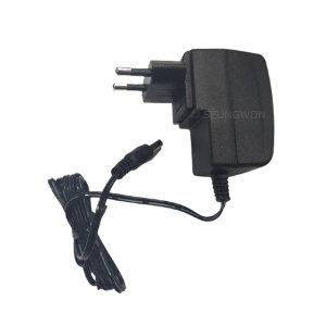 12V1A 벽걸이 블랙 아답터 SMPS LED CCTV아답터