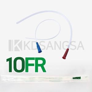 세운 PVC 넬라톤 카테타 10FR 3.3mm1개 소변줄 카테터