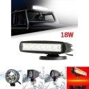 (172)12V-24V겸용 LED 써치라이트 18W - 확산형 차량