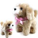 움직이는 뽀삐 강아지인형 장난감 작동완구 봉제인형