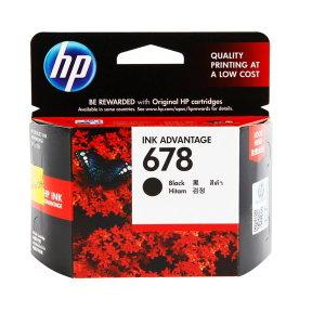 HP NO.678 CZ107AA 검정 정품잉크 HP2645 HP2545