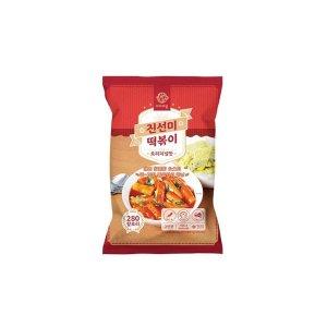 마이비밀 진선미 떡볶이 오리지널/짜장맛