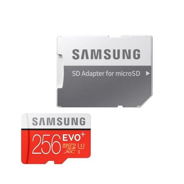 삼성 microsd 256G 신형 EVO+초고속 4K U3 신형