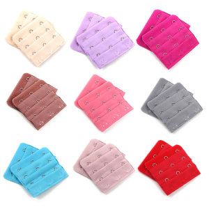 여성속옷 브라끈 매직후크 브레지어 연장후크 (3단)