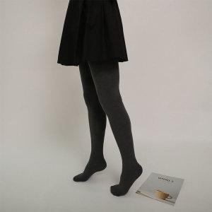 여성용 무지면타이즈 을종유발 겨울 컬러면스타킹
