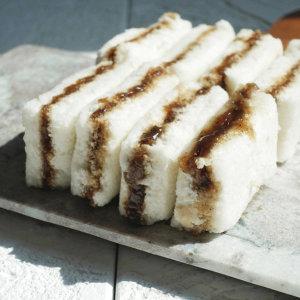 착한떡 우유꿀백설기 10개 x 5팩 총50개 (쿠폰가14630)