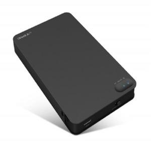 EFM Networks ipTIME HDD 3225 USB 3.1 Type C 블랙