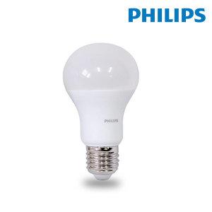 필립스 LED전구 10W E26 (주광색)안정기내장형 램프