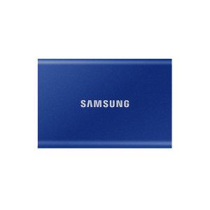 삼성전자 외장SSD T7 500GB 블루 / MU-PC500H/WW