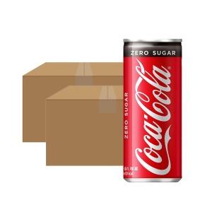 코카콜라제로 250ml x 60CAN