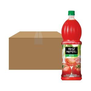 미닛메이드 토마토 1500mlX12개 1박스