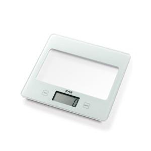 카스 K6 디지털 투명 주방저울 계량저울 1g 정밀측정