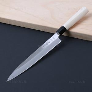 백송 사시미(좌수용) 270mm + 칼집 세트 / 좌수용회칼