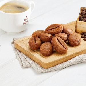 알앤알 HACCP 구운 커피콩빵 커피맛 50개 RNR1