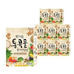 박경호 통곡물 한끼선식 9박스(총 90포) 무료배송