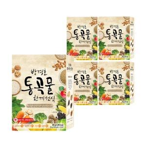 박경호 통곡물 한끼선식 5박스(총50포) 무료배송