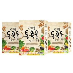 박경호 통곡물 한끼선식 3박스 무료배송