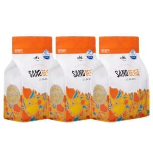 먼지없는 고양이모래 꼬뜨 샌드 베이지 6kg  3개