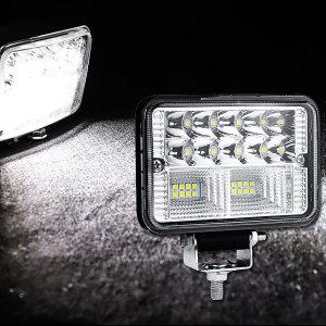 LED 선박 낚시 작업등 차량용 랜턴 서치라이트 (26구)