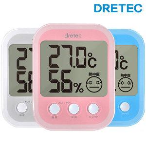 드레텍 디지털 온습도계 O-251