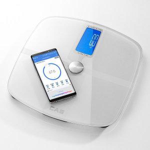 카스 스마트 체지방 체중계 GBF-1257B (스마트폰연동)