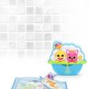 핑크퐁 아기상어 멜로디 버블 토이와 상어가족 목욕놀이 스티커 ㅣ우리 아이의 목욕 시간도 함께 즐거워져요