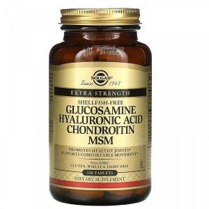 (아이허브) 글루코사민 히알루론산 콘드로이틴 120캡슐 빠른직구