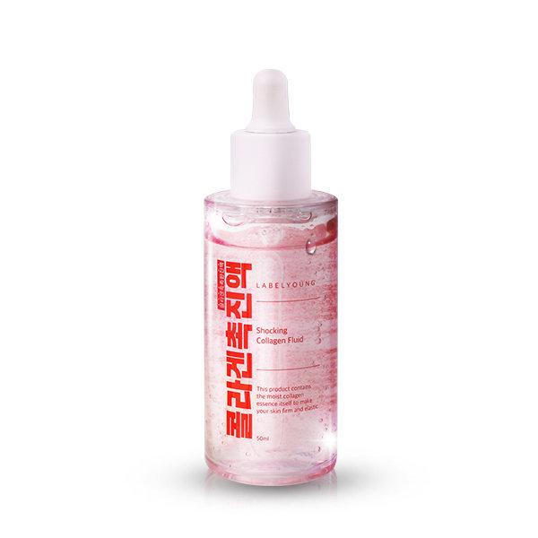 쇼킹콜라겐촉진액 /볼살up+광채피부/ 바르는콜라겐