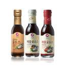 프리미엄굴소스260g+고소한해물250g+매콤한해물250g