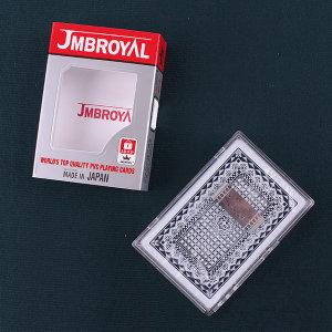 JMB로얄카드 일반 0014ㅣ게임카드 트럼프카드 훌라