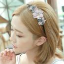 미스21  버베나 꽃 헤어밴드 (hb501)