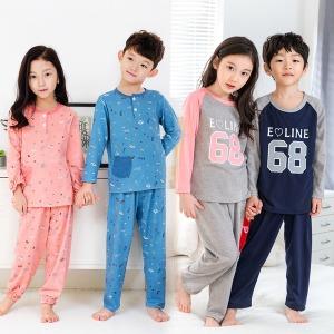 아동잠옷 어린이 주니어잠옷 내의 동물잠옷