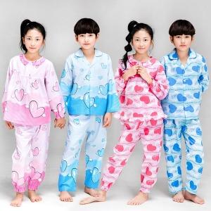 아동내복 아동잠옷 아동파자마 주니어잠옷  원피스