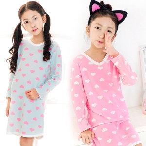 아동잠옷 동물잠옷 주니어잠옷 원피스 아동실내복