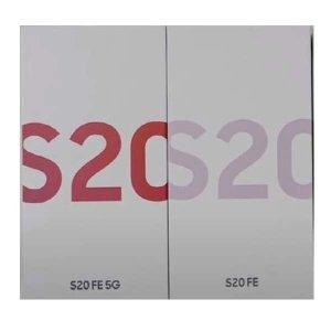 갤럭시S20 FE 5G 색상랜덤 S급 중고폰 공기계 3사호환