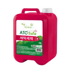 로하스인증 대용량 세탁세제 (13L 1개) 액체세제