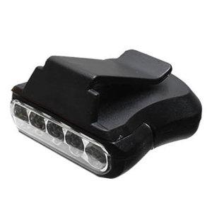 부산가자낚시-LED 캡라이트 LR-A006 헤드렌턴-5구후레