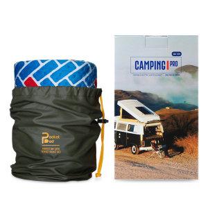 차박 감성캠핑 전기장판매트 캠핑베드 캠핑프로