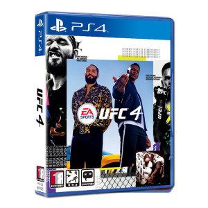 PS4 UFC4 한글판