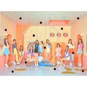 아이즈원(IZ ONE) - Color IZ(1st Mini Album Color Ver. 포토카드 2장 포함)