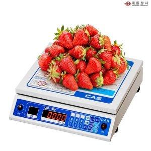 CAS 말하는 딸기선별기 FS-PLUS 250S 15kg(1g) 등급